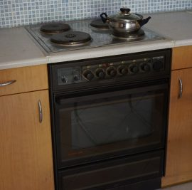 Rent an apartment on Ithaca, kitchenette