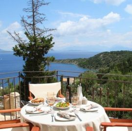 votsalo ithaca, veranda and view