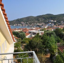 Book accommodation on Ithaca, view